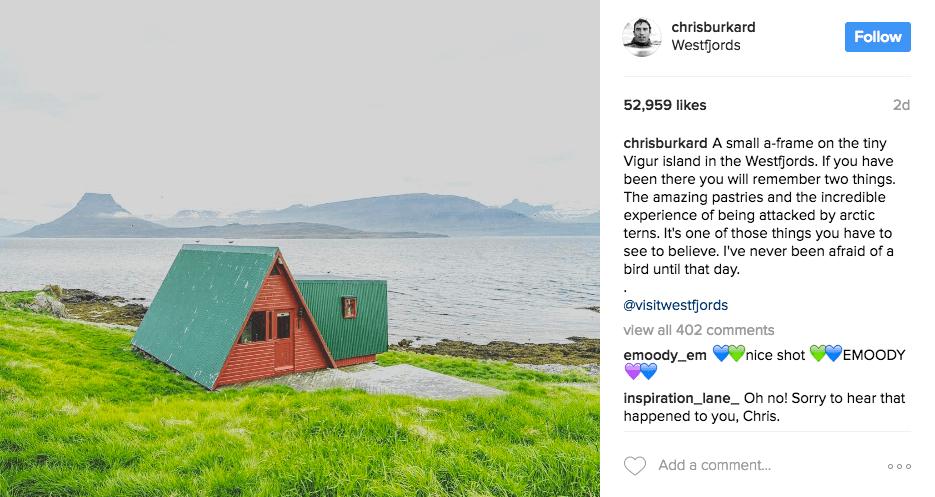 Tamaños de imagen Instagram