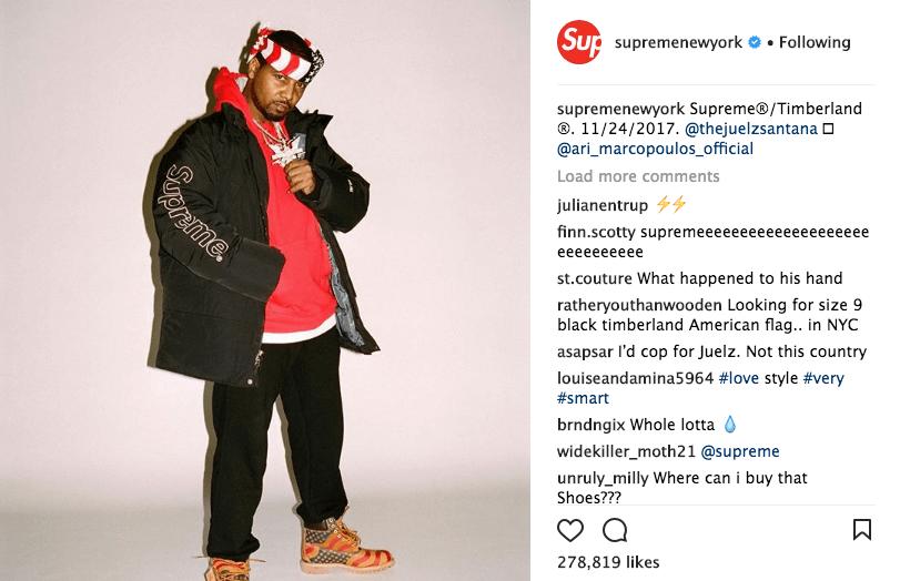 marketing visual en Instagram
