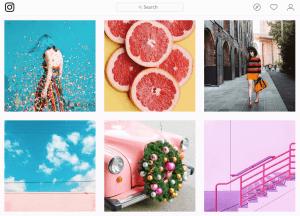 """Razones psicológicas por las que el """"Marketing Visual"""" funciona mejor en Instagram"""